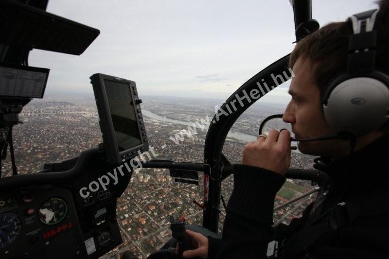 2008 december /Bp.-Zsámbék: HA-PPJ 600 méteren
