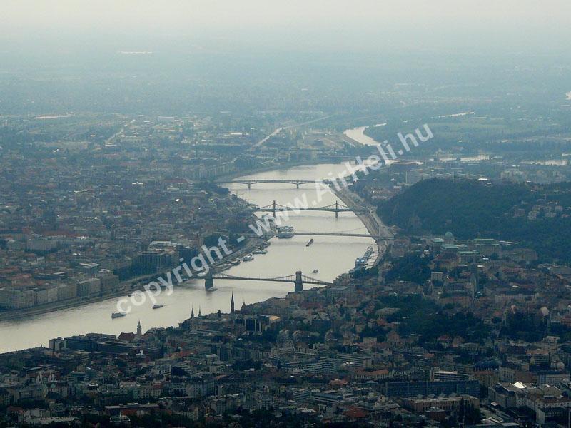 Útvonal - Budapest Városnézés: Budapest belváros