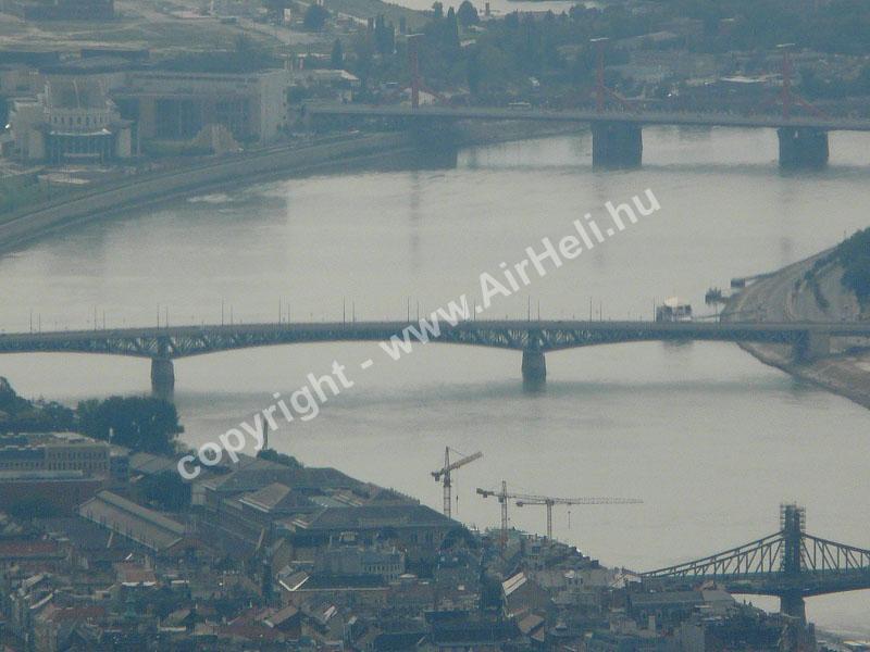 Útvonal - Budapest Városnézés: Petőfi híd