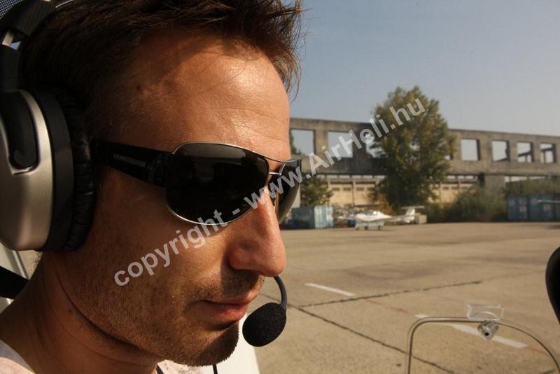 2008 október Bp. városnézés/köd-pára rossz látás: