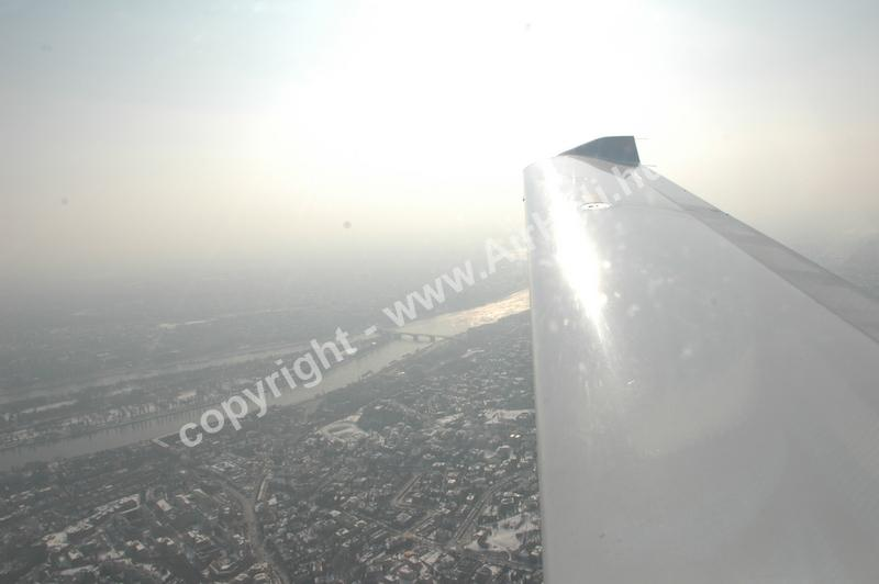 2009.feb.22. Budapest városnézés: Sétarepülés