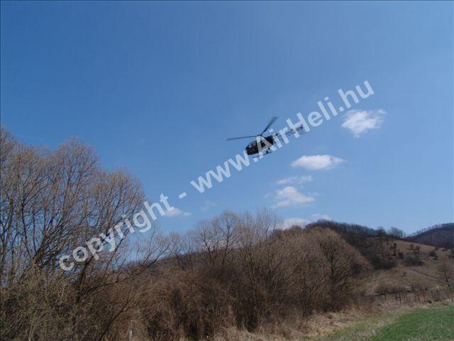 2009.04.04. Bükkszék: Alouette II