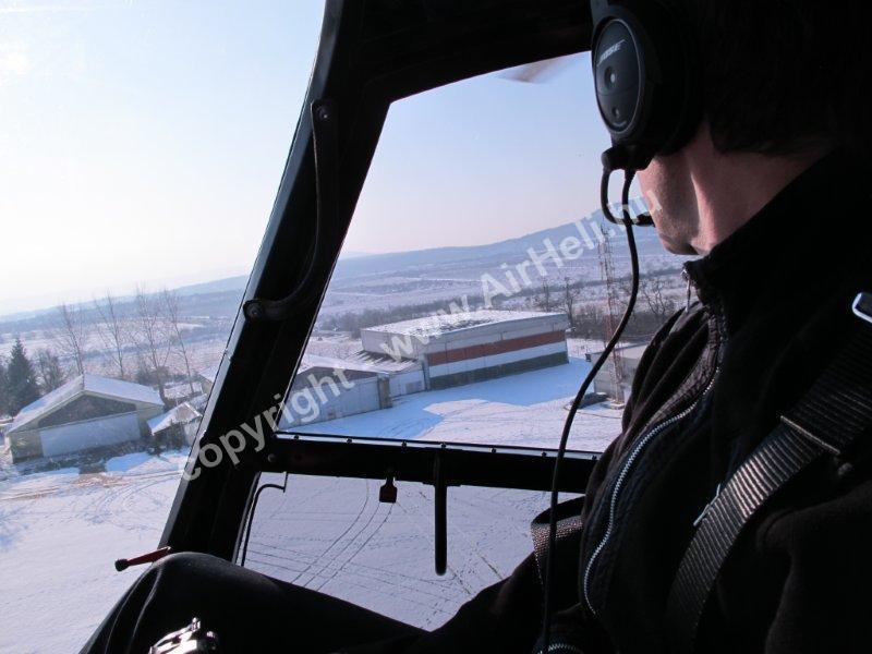 Gazelle helicopter SA 341G