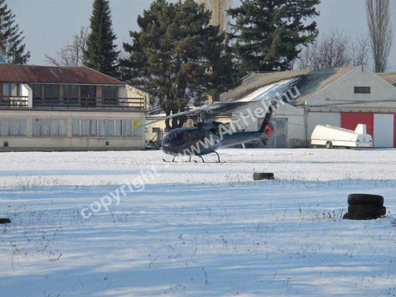 2011 Januári helikopter sétarepülés: