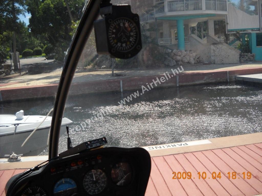 2009. október - Florida: Key Largo