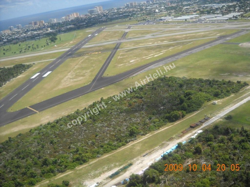 2009. október - Florida: PMP Airport