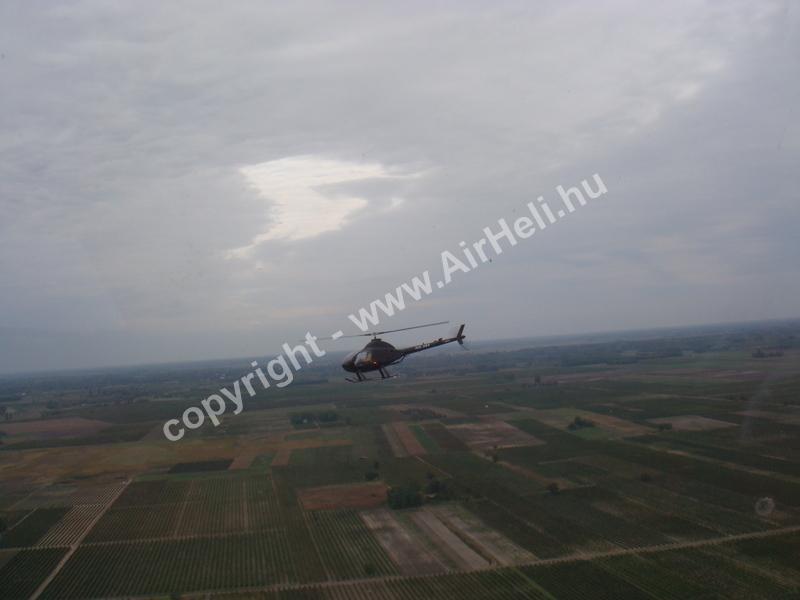2008.09.27. Heli repülés - Soltvadkert: Exec 162f