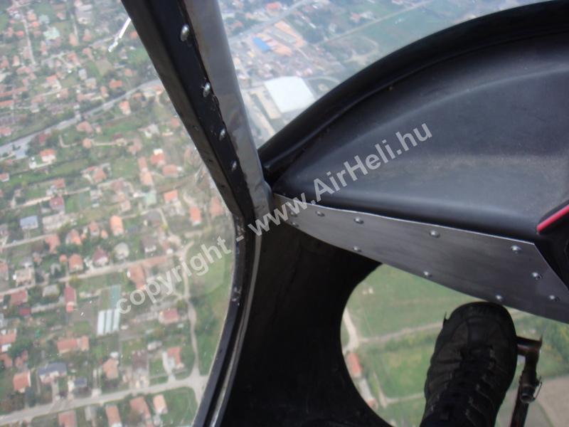2008.09.27. Heli repülés - Soltvadkert:
