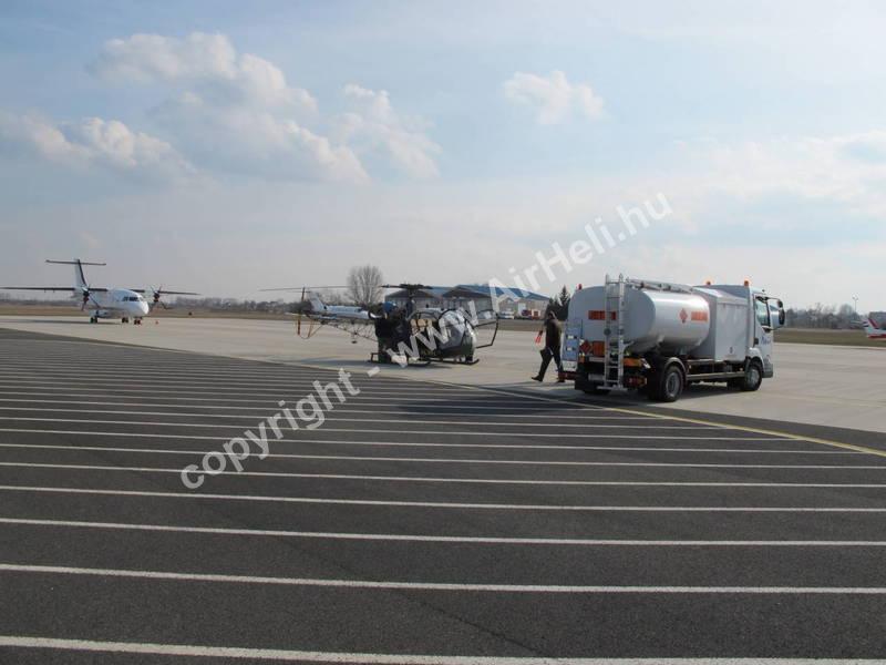 2010.03. Helikopter sétarepülés: Helikopter repülés