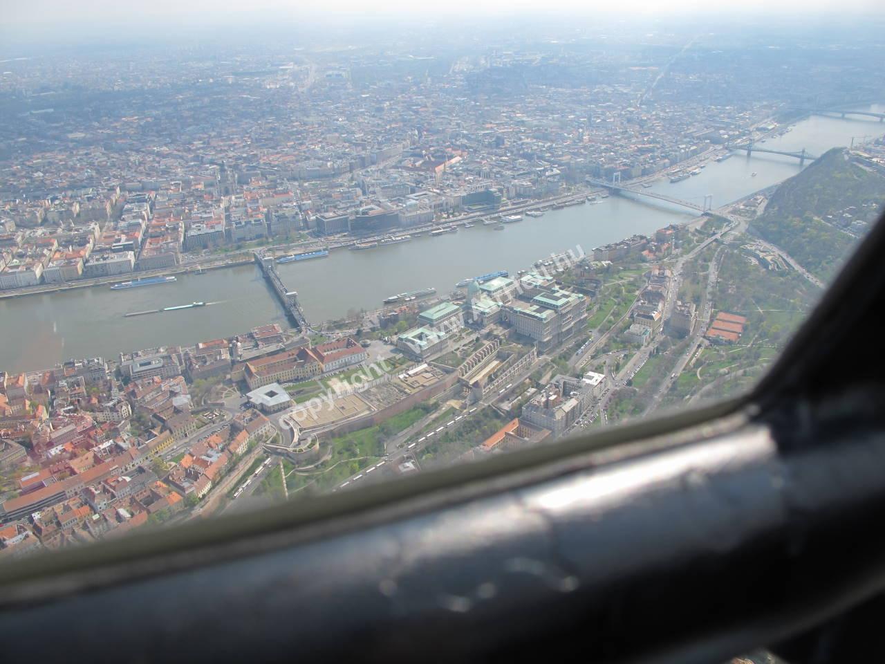 Lanc hid Budapest