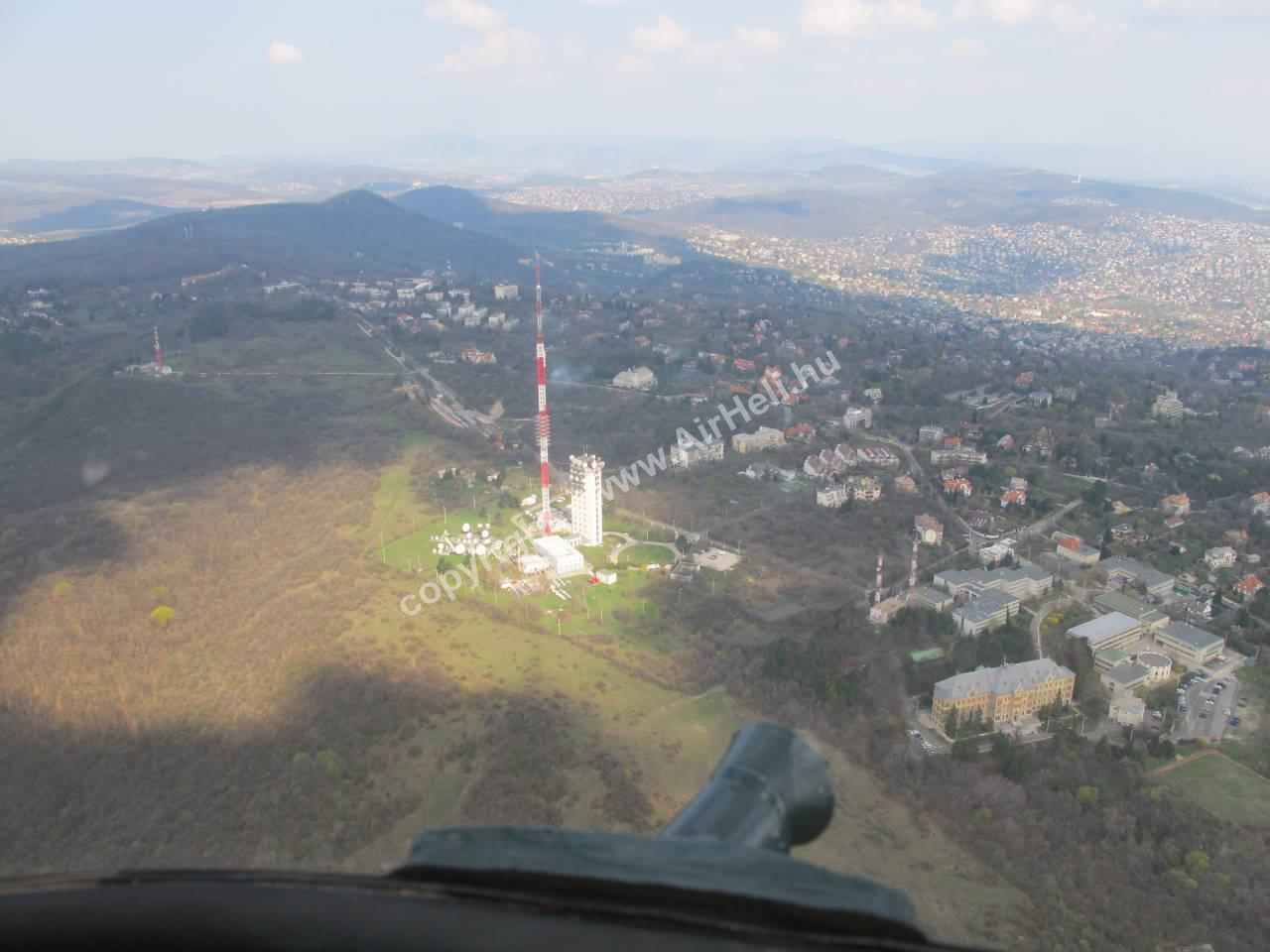 TV tower, budapest