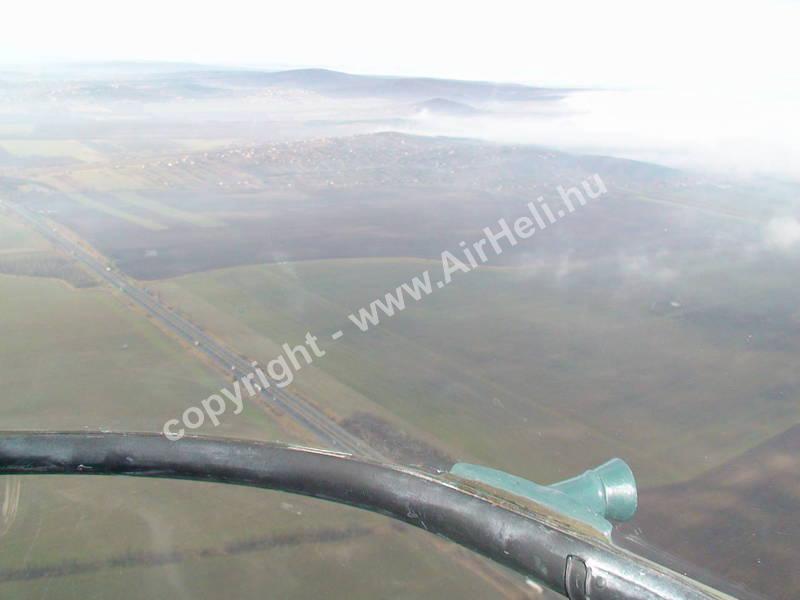 2009. február 6. Kaposújlak-Zirc: Velencei tó - Nadap ködben