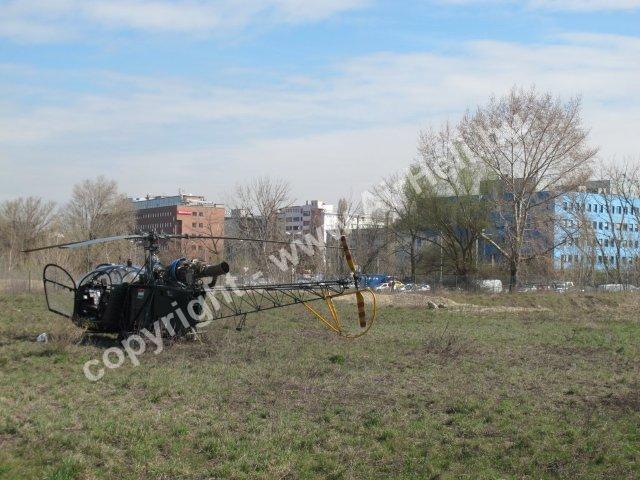 2010.03. Prestige Heliport: Helikopter Budapest