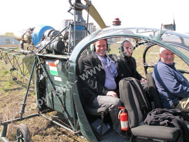 2010.03. Prestige Heliport: Budapest Helicopter