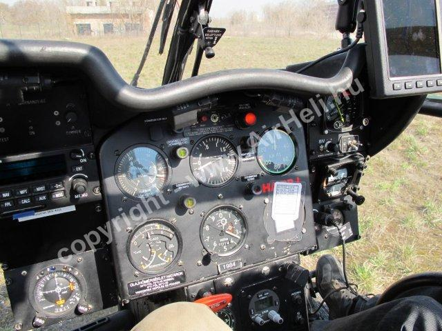2010.03. Prestige Heliport: Alouette II
