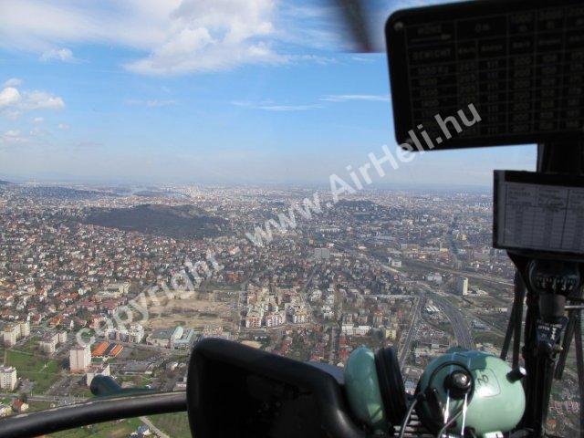 2010.03. Prestige Heliport: Sétarepülés