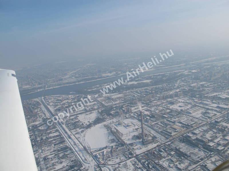 2010.02. Visegrád Télen: DA40
