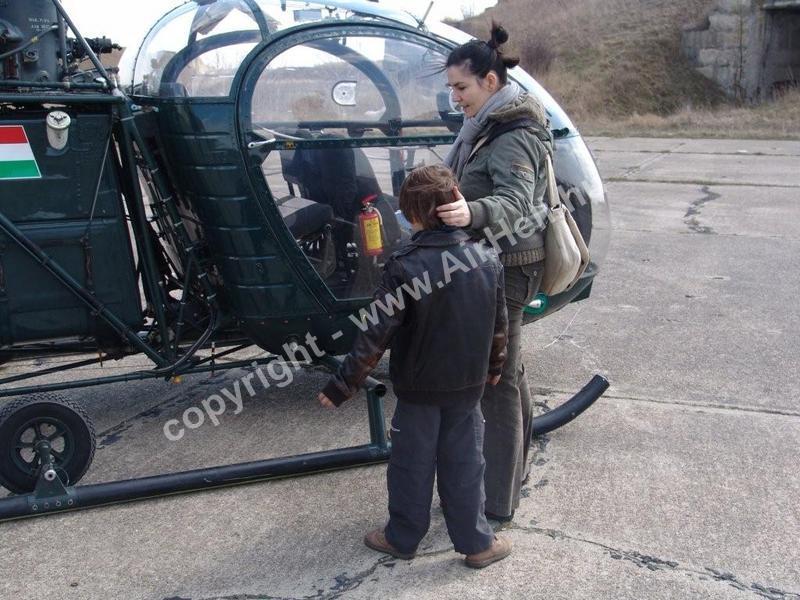 2009.03.28. Születésnap: Alouette II