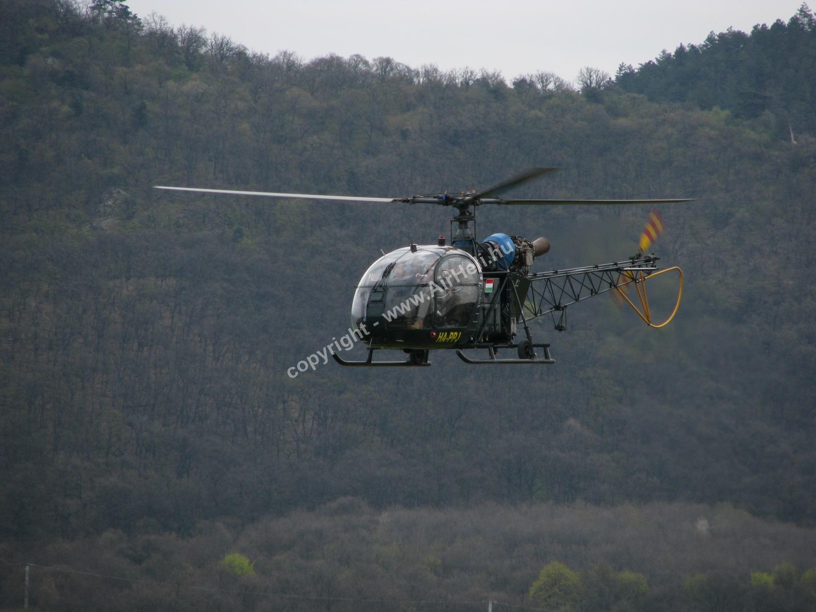 Helikopter Alouette II