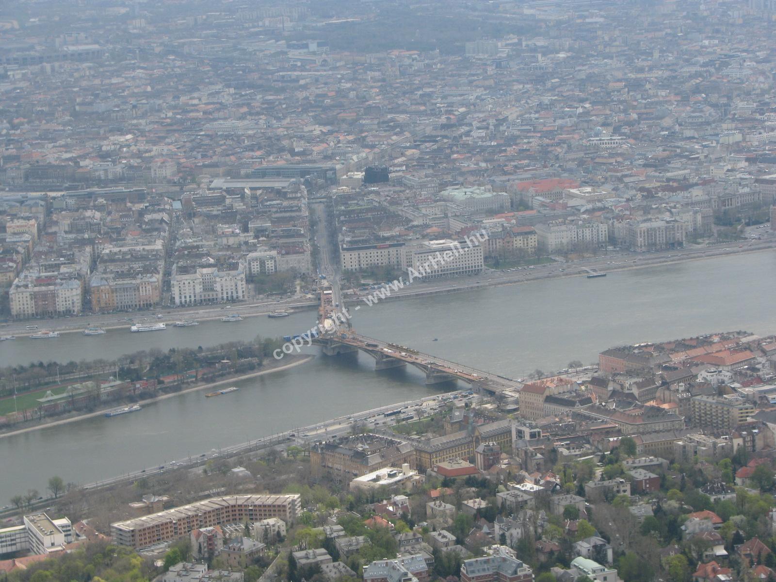 Budapest repules