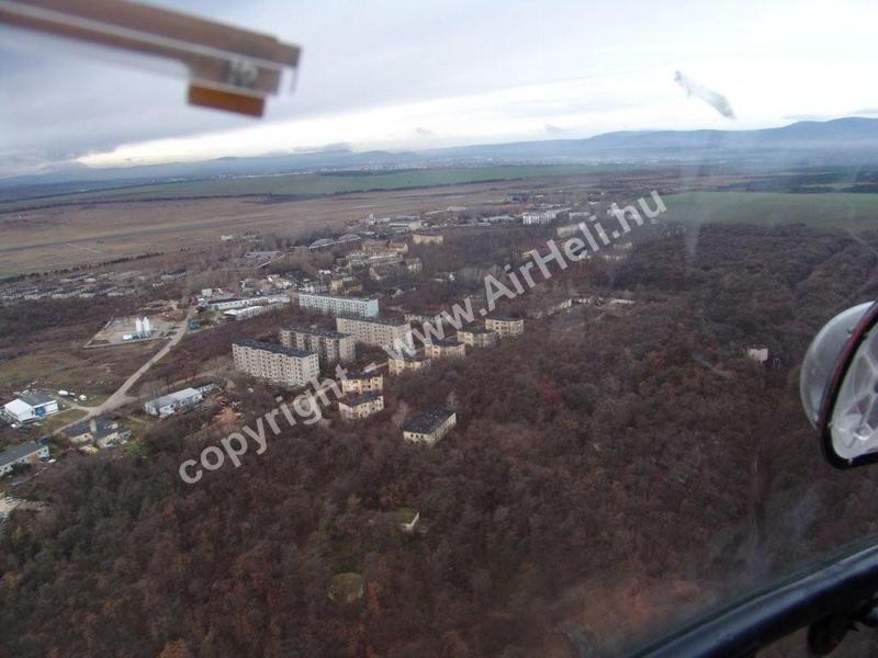 2008. december - Szentkirály: Szentkirályszabadja reptér