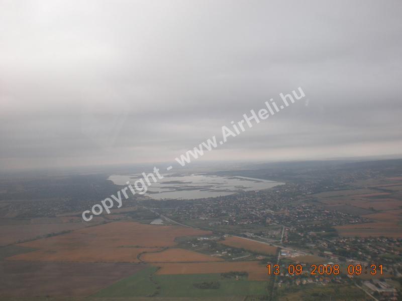 2008.09.14. Velencei-tó: A Velencei-tó esőben