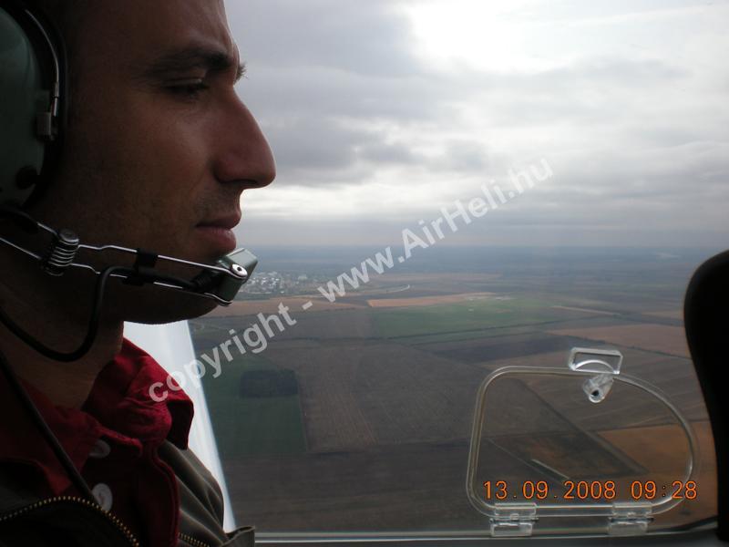 2008.09.14. Velencei-tó: Pilot