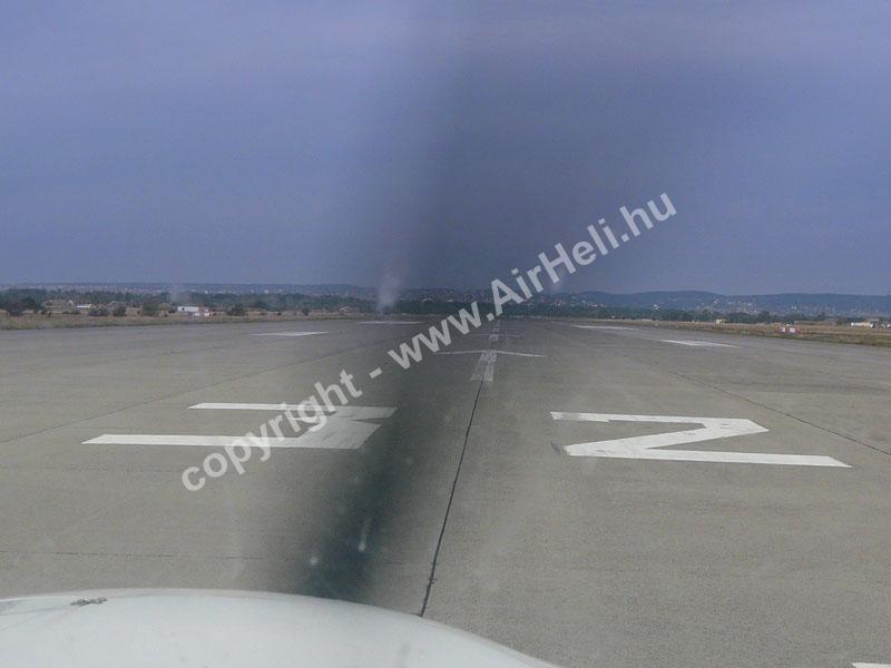 2008.09.14. Visegrád: Tököl repülőtér
