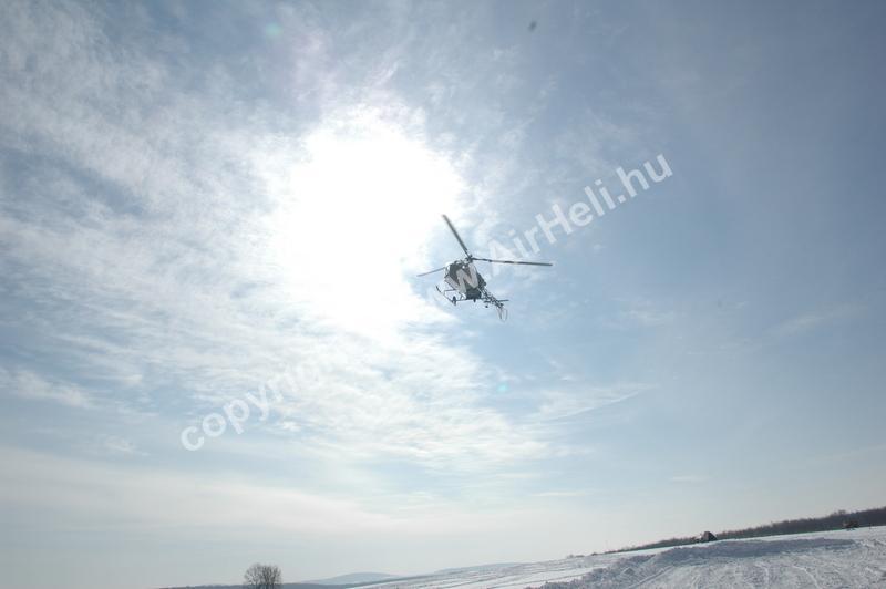 2009.02.22. Zirc: Alouette II